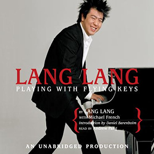 Lang Lang audiobook cover art