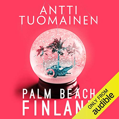 Palm Beach, Finland audiobook cover art