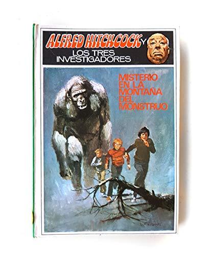 Misterio en la montaña del monstruo (Alfred Hitchcock Y Los Tres Investigadores)
