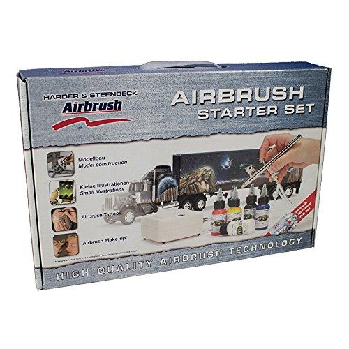 Harder & Steenbeck Airbrush Starter-Set