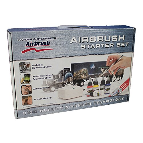 Harder & Steenbeck Airbrush Starter-Set