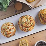 4 Colossal Jimmys Famous Seafood Maryland Crab Cakes (8oz)