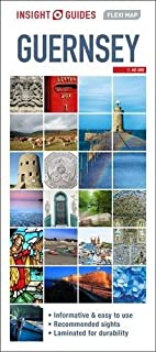 Insight Flexi Map: Guernsey (Insight Flexi Maps) by APA Publications Limited (2016-03-01)