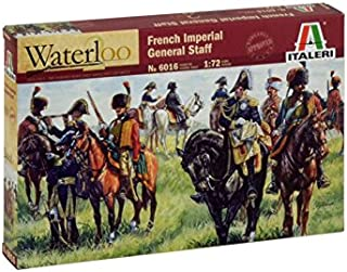 The Hobby Company Italeri 6016S French Imperial General Staff (1815)
