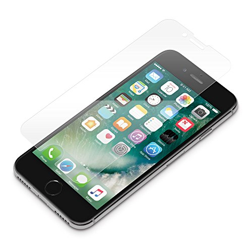 PGA iPhone 8 / 7 / 6s / 6用 液晶保護ガラス スーパークリア PG-17MGL01