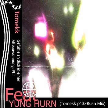 Gefühle an dich in einer Altbauwohnung, Pt. I (Tomekk p133Rush Mix) [feat. Yung Hurn]