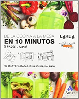 De la cocina a la mesa en 10 minutos (8497356683) | Amazon price tracker / tracking, Amazon price history charts, Amazon price watches, Amazon price drop alerts