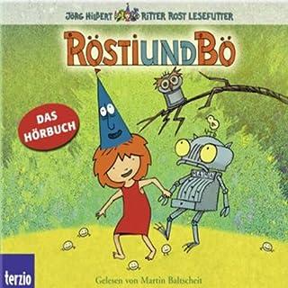 Rösti und Bö (Ritter Rost Lesefutter) Titelbild