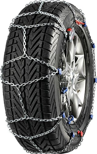 pewag Snow Chains 37140 servo SUV RSV 76, 1 Pair