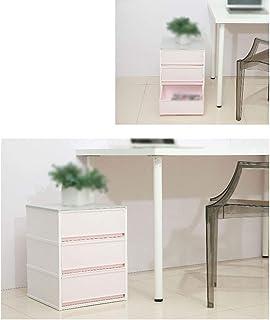 MU Bois Massif de boîte de Rangement portative de ménage, Paquet de 3 nécessités journalières en Plastique épaisses de tir...