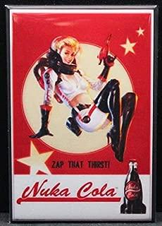 Nuka Cola Refrigerator Magnet.