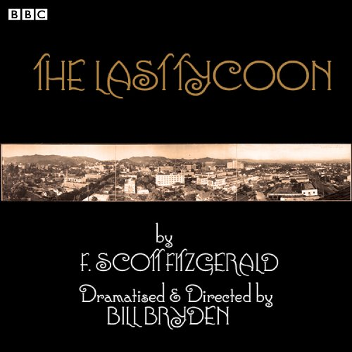 The Last Tycoon audiobook cover art