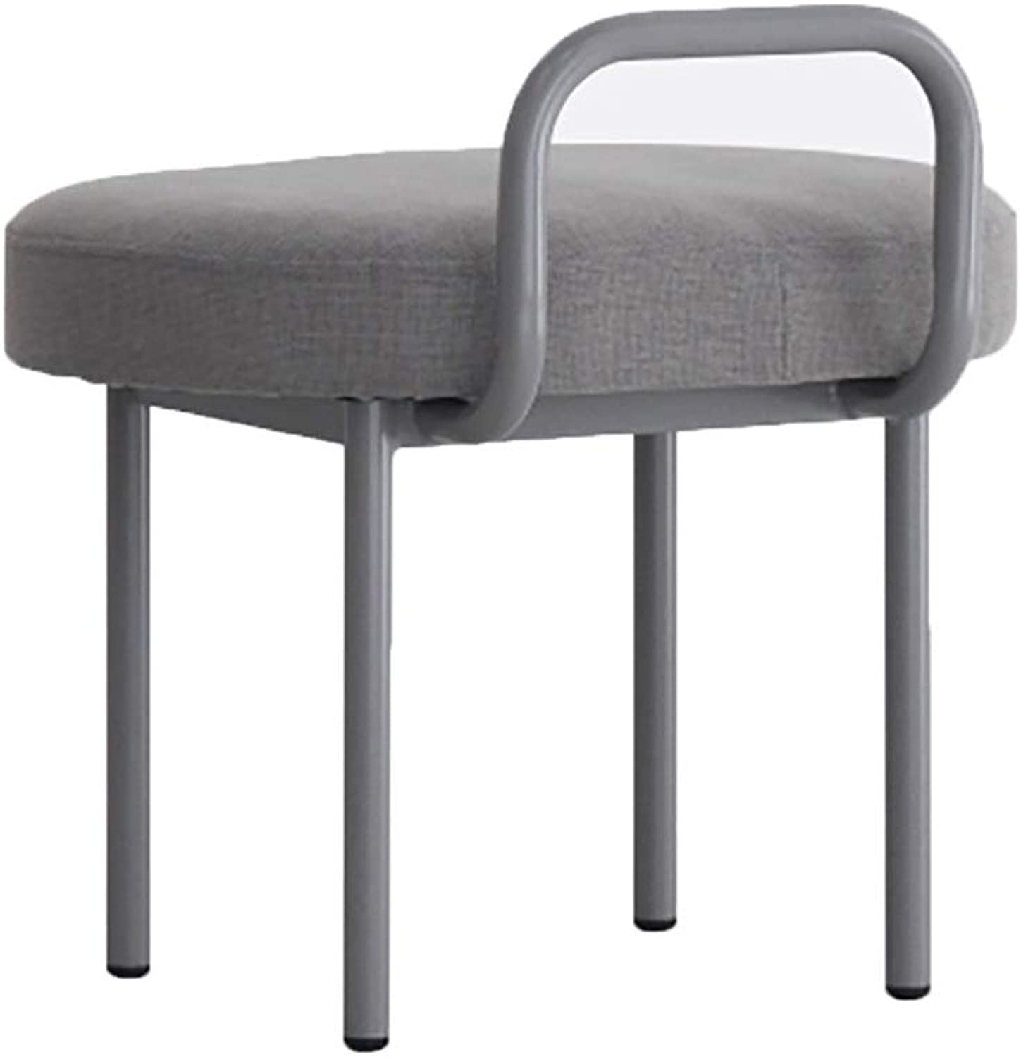 LXP Footstool Dressing Stool European Modern Minimalist Fashion Practical Creative Stool Bedroom Dressing Sofa Stool Low Stool for shoes Bench Suitable for Living Room bedrooms (color   C)