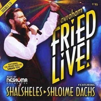 Avraham Fried Live!