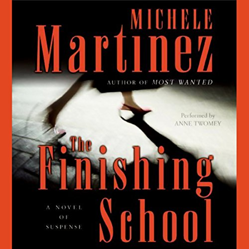 The Finishing School audiobook cover art