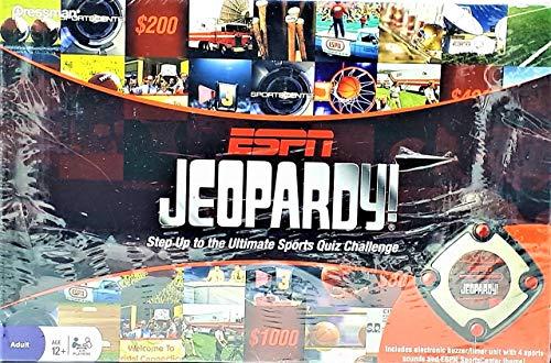 ESPN Jeopardy! Board Game