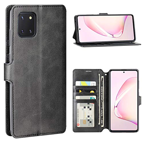 DDJ Samsung Galaxy Note 10 lite Case, Galaxy Note 10 lite Leather Wallet Case