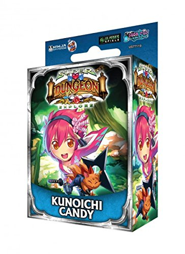 Super Dungeon Explore: • Erweiterung Kunoichi-Candy Deutsche Version