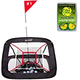 Best Golf Chipping Nets - Spornia XL Pro Golf Chipping Net- Outdoor/Indoor Golfing Review