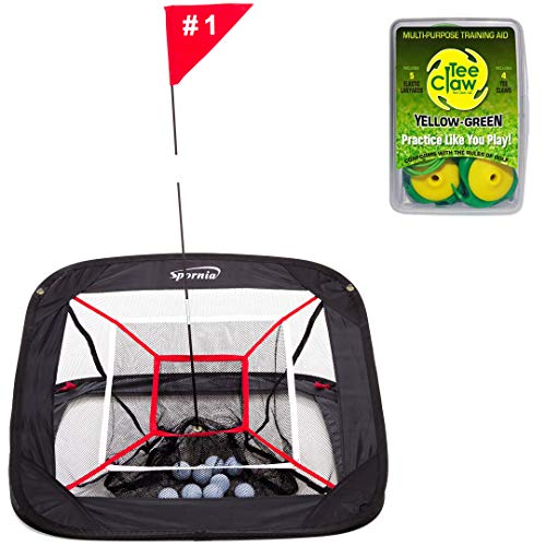 Spornia SPG PRO Golf-Chipping Net