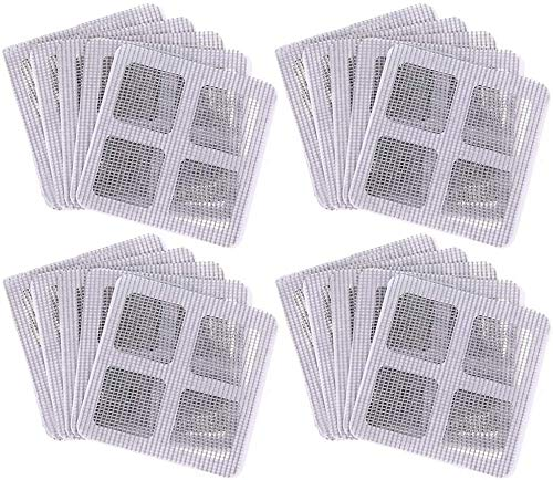 Parche de fibra de vidrio, 20 Pcs Parches de Reparación de