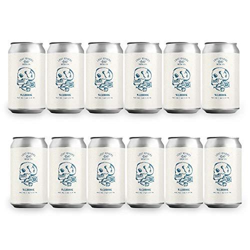 Walbrook by Lost Rivers Brewing Company Cerveza artesanal jugosa, afrutada y dulce Original London Craft 4.5% ABV 330ML Lata (12 latas)