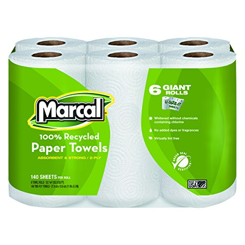 Marcal Paper Towels U-Size-It Sh...