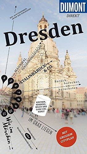 Preisvergleich Produktbild DuMont direkt Reiseführer Dresden: Mit großem Cityplan