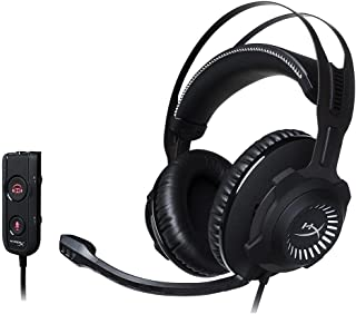 HyperX CLOUD REVOLVER S PRO GAMING HEADSET   Dolby 7.1 Surround Sound   Steel Frame   Detachable Noise-Cancellation Microp...