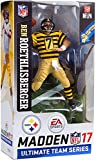McFarlane Toys Madden 17 Ultimate Team Series Pittsburgh Steelers Ben Roethlisberger [Bumble Bee Uniform Variant Chase]