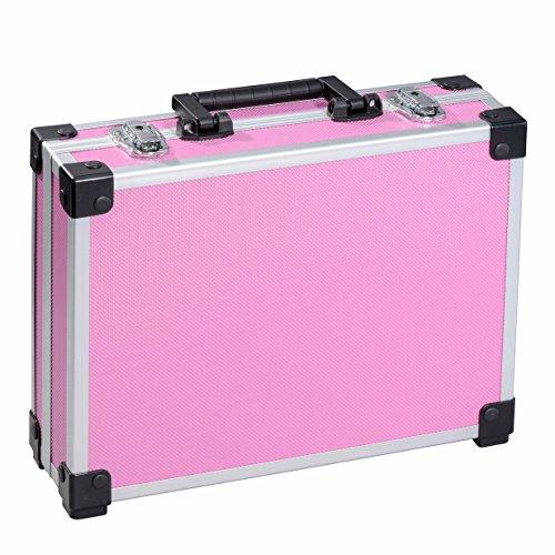 Allit 424115 pink AluPlus Basic L 35, Alurahmen-Koffer, G
