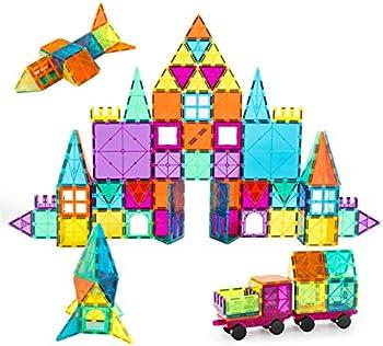 Neoformers 110-Piece 3D Magnetic Building Blocks Set