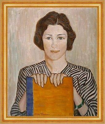 Kunstdruck The Orange Book Allen Tucker 00431 - Reloj de pulsera para mujer (A3), diseño de libro
