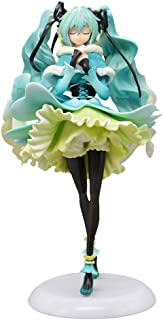 Raleighsee Hatsune Miku Series Anime Snow in Summer Ver. Boxed Dolls 1/7 PVC Figure / Vinyl Figure / Action Figure / Collectible Anime Fans Gift