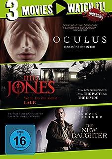 Oculus / Mr. Jones / The New Daughter [3 DVDs]