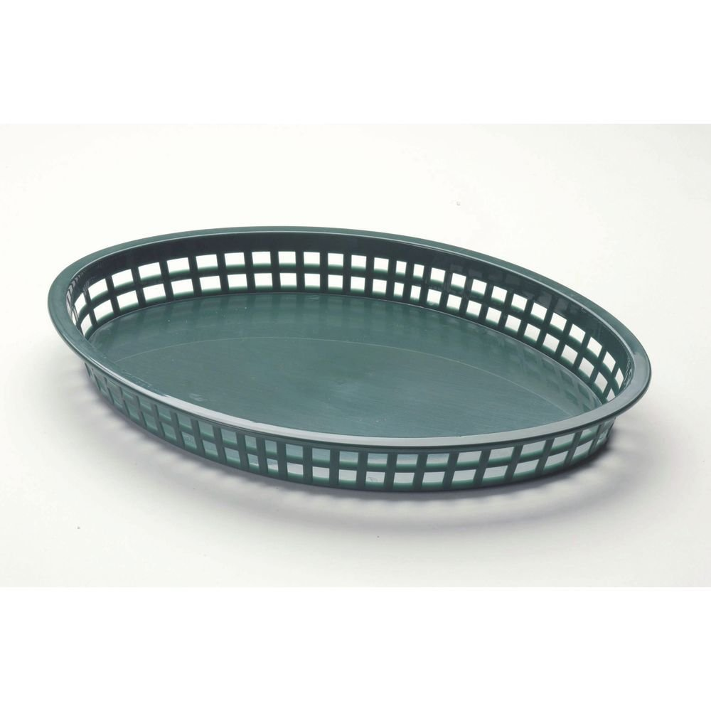 TableCraft Products C1086FG Cash and Carry Basket Special price Max 69% OFF Texas Green