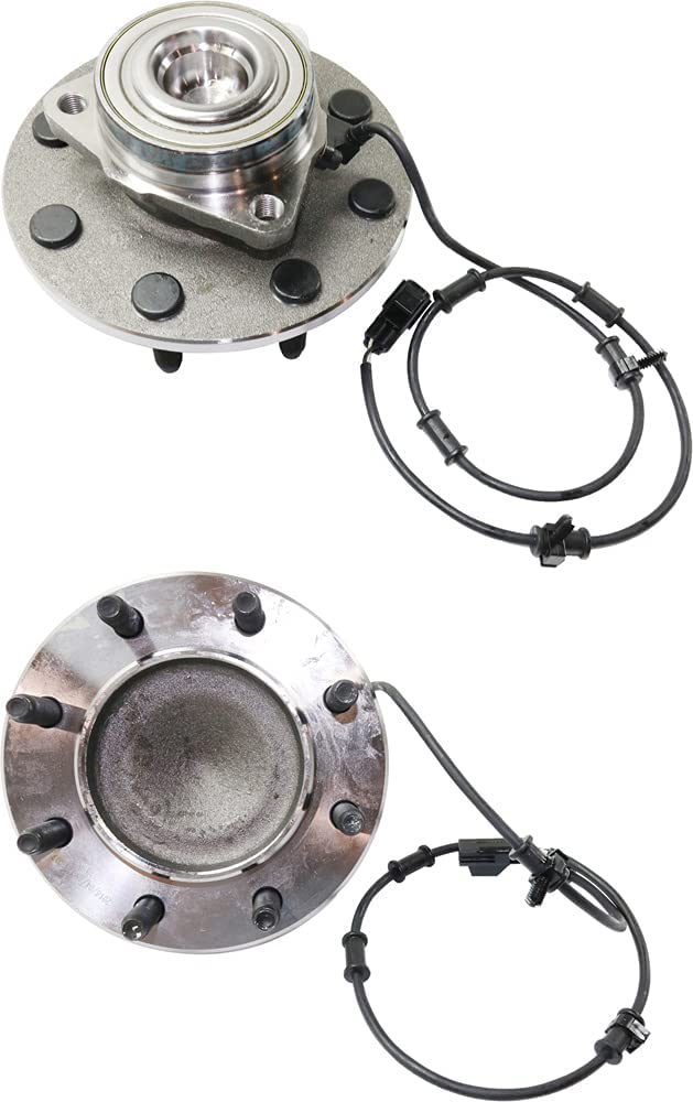 Garage-Pro low-pricing Front Driver and Passenger Wheel Side Hub Limited time trial price Compat Set