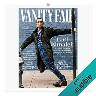 Couverture de Vanity Fair : novembre 2018