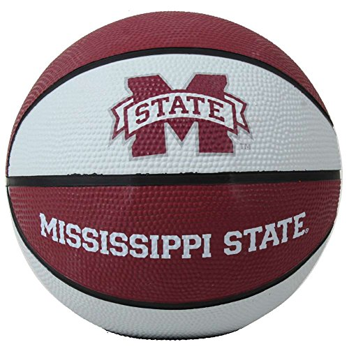 Best Deals! Mississippi State Bulldogs Mini Rubber Basketball