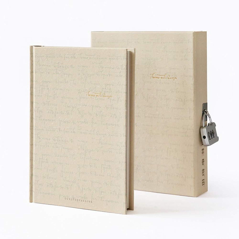 YWHY YWHY YWHY Notizbuch Business Notebook Code Notebook Gesperrt Tagebuch Vintage Lock Hardcover Buch Boxed Notepad 1 Stücke, A B07KD7LT76 | Bekannt für seine gute Qualität  c3f82e