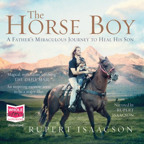 Couverture de The Horse Boy