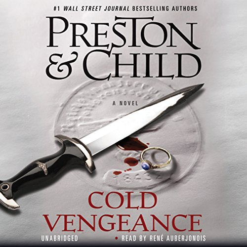 Cold Vengeance cover art