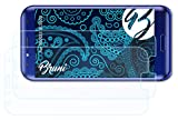 Bruni Schutzfolie kompatibel mit DOOGEE BL5000 Folie, glasklare Bildschirmschutzfolie (2X)