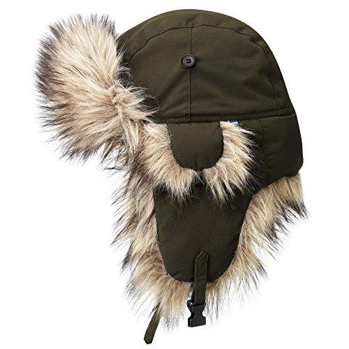 Fjällräven Fjallraven Nordic Heater Hat, Dark Olive, S