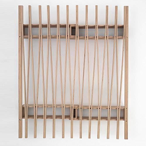 Tojo v Bett Vario 90-180cm Ziehharmonika Bio Bett Gaestebett System Roy Schaefer