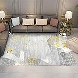Sofas de Salon Grandes alfombras para bebé La Alfombra Gris en...