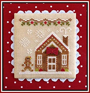 Gingerbread Village 5- Gingerbread House 3 Chart