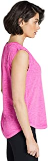 Rockwear Activewear Women's Gravity Tank Shocking Pink 14 from Size 4-18 for Singlets Tops