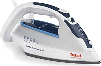 Tefal Smart Protect Steam Iron , White