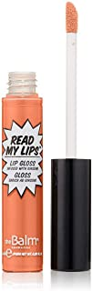 TheBalm Read My Lips (Lip Gloss Infused With Ginseng) - #Pop! 6.5ml/0.219oz